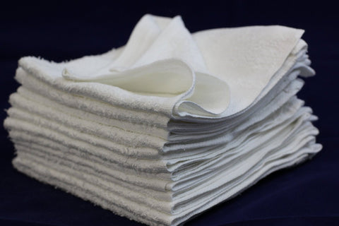 White Washcloths - Multi Textiles, Inc.