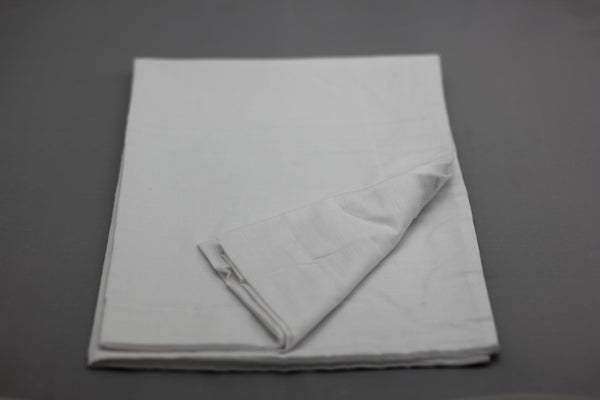 Pillowcases, Muslin T130, Polyester/Cotton Blend, Economy - Multi Textiles, Inc. - 1