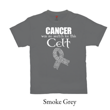 Load image into Gallery viewer, Cancer Survivor T-shirt - Mountain Thyme