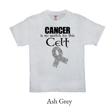 Load image into Gallery viewer, Cancer Warrior T-shirt - Mountain Thyme