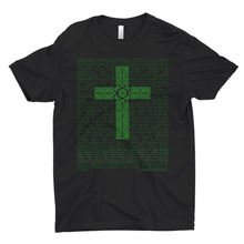 Load image into Gallery viewer, St. Patrick's Breastplate Premuim T-shirt - Mountain Thyme
