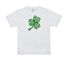 Load image into Gallery viewer, Celtic Shamrock T-shirt - Mountain Thyme