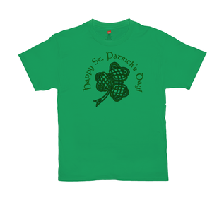 Happy St. Patrick's Day! T-shirt - Mountain Thyme