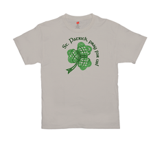 Load image into Gallery viewer, St. Patrick, Pray For Us! T-shirt - Mountain Thyme