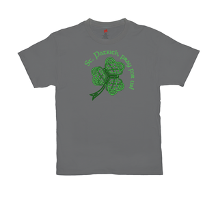St. Patrick, Pray For Us! T-shirt - Mountain Thyme
