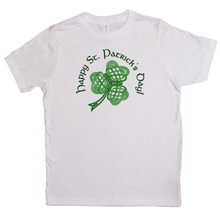 Load image into Gallery viewer, Happy St. Patrick's Day! Youth T-shirt - Mountain Thyme