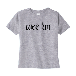 """Wee 'Un"" Toddler T-shirt - Mountain Thyme"