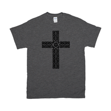 Load image into Gallery viewer, Celtic Cross T-shirt - Mountain Thyme