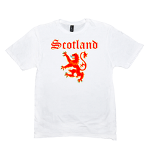Load image into Gallery viewer, Scotland Lion Rampant Premium T-shirt - Mountain Thyme