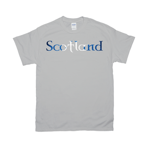 Scotland Saltire T-Shirt - Mountain Thyme