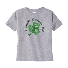 Load image into Gallery viewer, Happy St. Patrick's Day! Toddler T-shirt - Mountain Thyme