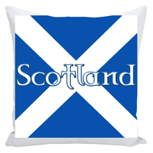Load image into Gallery viewer, Scotland Double-sided Throw Pillow - Mountain Thyme