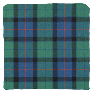 Flower of Scotland Double Sided Throw Pillow - Mountain Thyme
