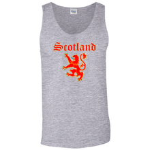 Load image into Gallery viewer, Scotland Lion Rampant Tank Top - Mountain Thyme