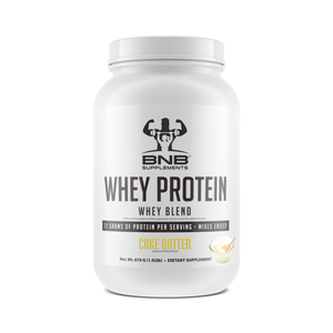 100% Whey Protein - Cake Batter
