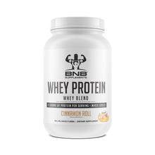 Load image into Gallery viewer, Cinnamon Roll & Cake Batter Whey Protein