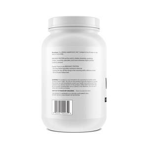 Cinnamon Roll Whey Protein & Shaker Cup