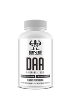Load image into Gallery viewer, D-Aspartic Acid - DAA - 120 Vegetarian Capsules