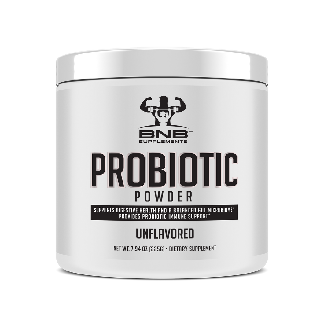 BNB Supplements Unflavored Probiotic Powder Produra