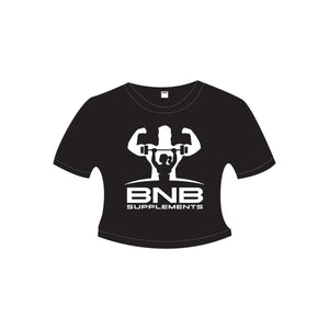 #TeamBNB Supplements Women's Crop Top