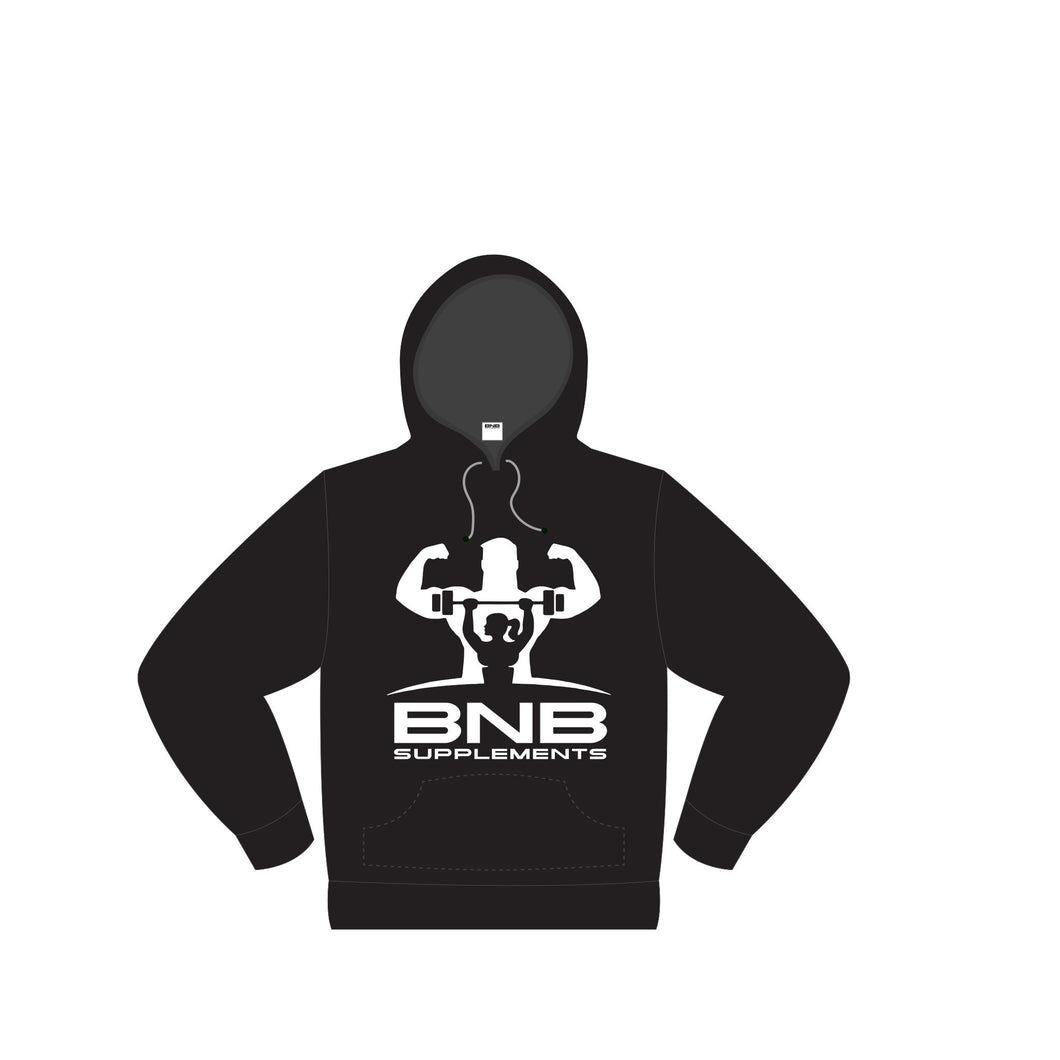 #TeamBNB Supplements Light Weight Hoodie