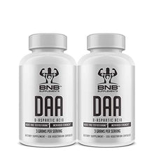 Load image into Gallery viewer, D-Aspartic Acid - DAA - Twin Pack