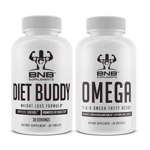 Diet Buddy & Omega 3-6-9