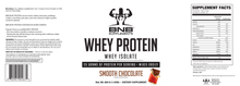 Load image into Gallery viewer, 100% Whey Protein Isolate - Smooth Chocolate