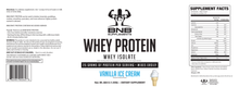 Load image into Gallery viewer, 100% Whey Protein Isolate - Vanilla Ice Cream
