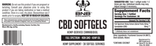 Load image into Gallery viewer, CBD Hemp Oil Extract (Full Spectrum), 30 Softgels