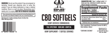 Load image into Gallery viewer, CBD Hemp Oil Extract (Full Spectrum) Softgels - 7 Day Trial