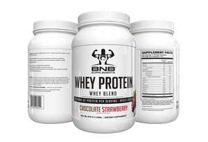 100% Whey Protein - Chocolate Strawberry