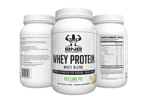 100% Whey Protein - Key Lime Pie