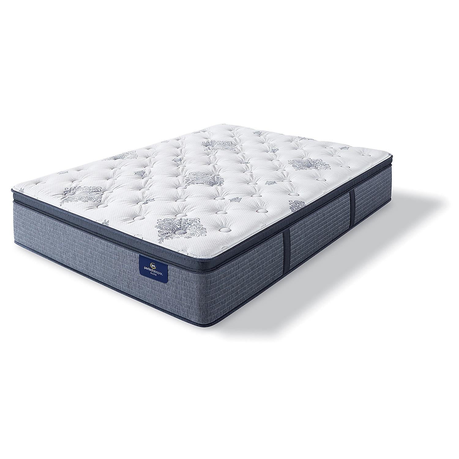 Queen Mattress Serta Perfect Sleeper Hybrid Firm Pillow Top