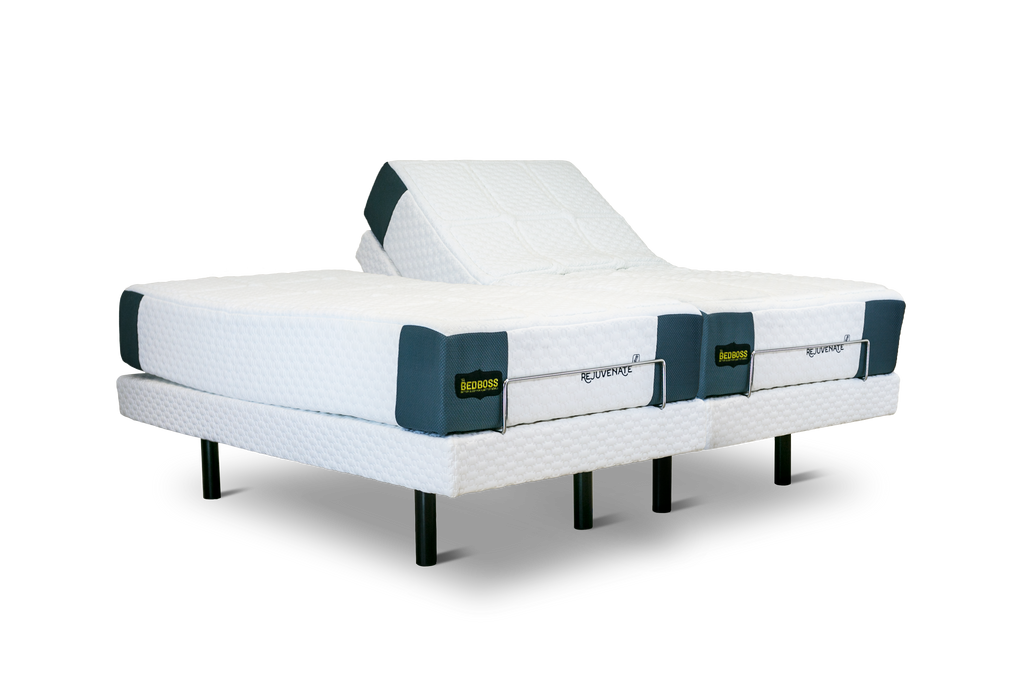 Queen Adjustable Bed Arise with Massage - Mattress First USA