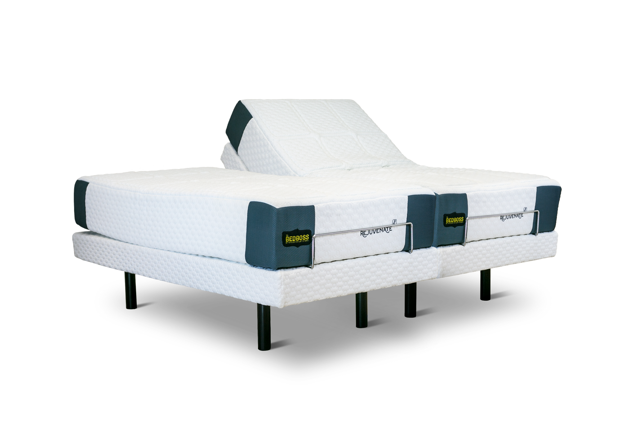 Queen Adjustable Bed Arise with Massage