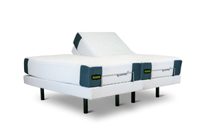Arise Adjustable Bed with Massage - Queen Size
