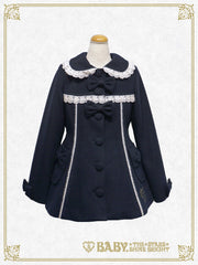B40CO332 Jane Ribbon Coat
