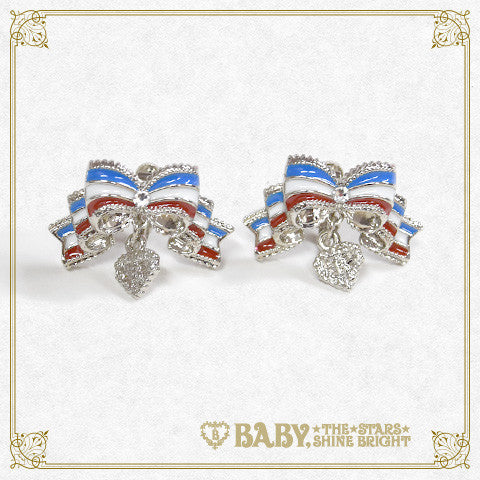 B41AC032 Invitation from 5th Avenue Clip-on Earrings