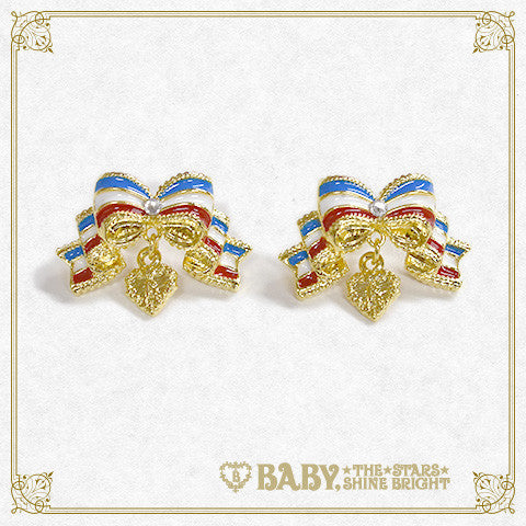 B41AC033 Invitation from 5th Avenue Pierced Earrings