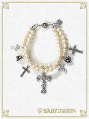 B41AC036 St.Mary Holy Card Bracelet