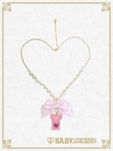 B41AC043 Kumya Chan's Love Love Chocolate Necklace