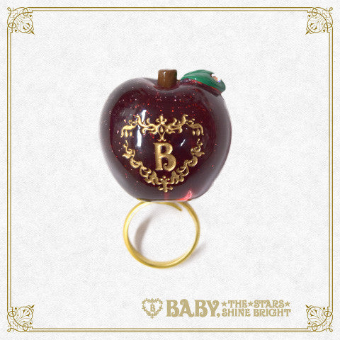 B41AC081 Pomme Rouge Ring