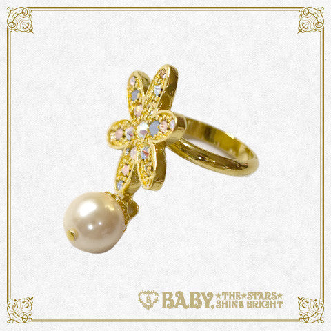 B41AC093 Princess Rapunzel Dolly Ring