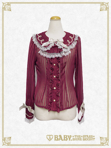 B41BL409 My Dear Sweetheart Sailor Blouse