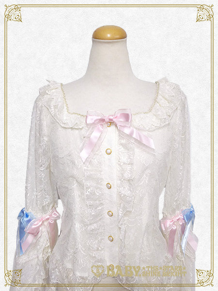 B41BL413 St. Cathedral ~Oath of the Rosary~ Princess Blouse