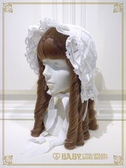 B41HA942 Spin Doll Bonnet