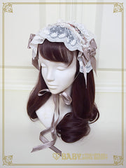[RESERVATION] B41OH916 Lady Victorian Rose Jewelry~A Wish on the Rose Petals~Headdress