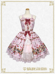 [RESERVATION] B41OJ224 Lady Victorian Rose Jewelry ~ A Wish on the Rose Petals ~ Princess Jumperskirt