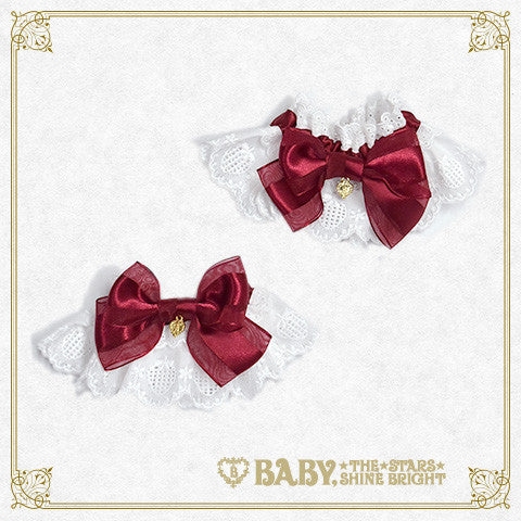B41OT045 Strawberry Drop Cuffs
